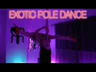 EXOTIC POLE DANCE | REYA SUNSHINE - video