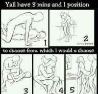 What Position Are You Choosing - hot babe